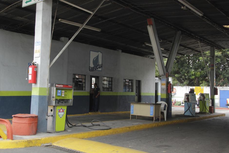 Se espera que en el futuro todos los vehículos municipales utilicen esta fórmula. (Foto: Fredy Hernández/Soy502)