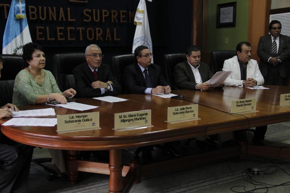 A casi dos semanas de efectuada la segunda vuelta de las Elecciones Generales en Guatemala, el TSE oficializó los resultados. (Foto: Fredy Hernández/Soy502)