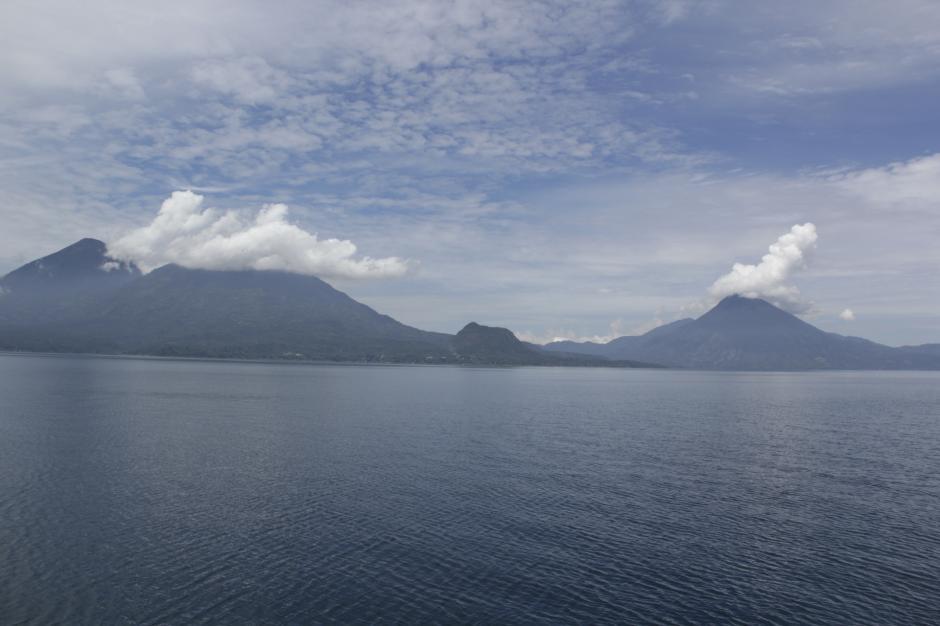 Las vistas son impresionantes, principalmente la de los volcanes. (Foto: Fredy Hernández/Soy502)
