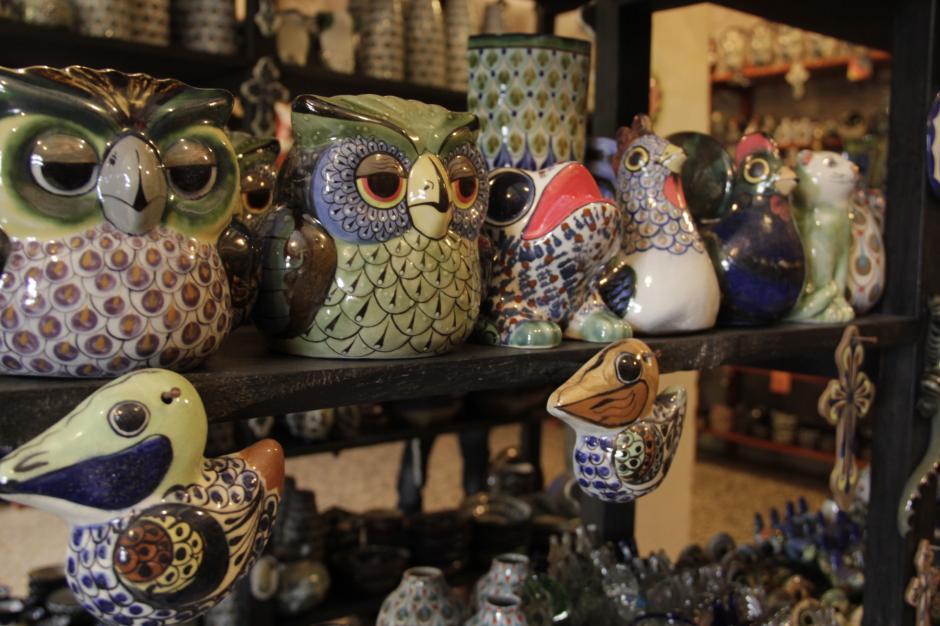 Los productos de cerámica son muy cotizados en el mercado extranjero. (Foto: Fredy Hernández/Soy502)