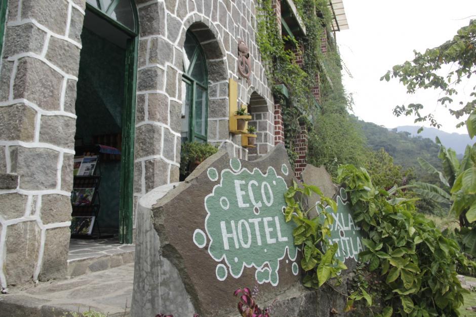 El hotel Uxlabil es el principal centro que debes visitar en San Juan La Laguna. (Foto: Fredy Hernández/Soy502)