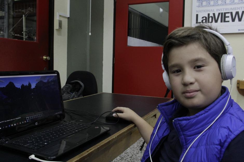 Rodrigo Herrera empieza a destacar en el mundo de los videojuegos y quiere llegar muy lejos gracias a sus habilidades. (Foto: Fredy Hernández/Soy502)