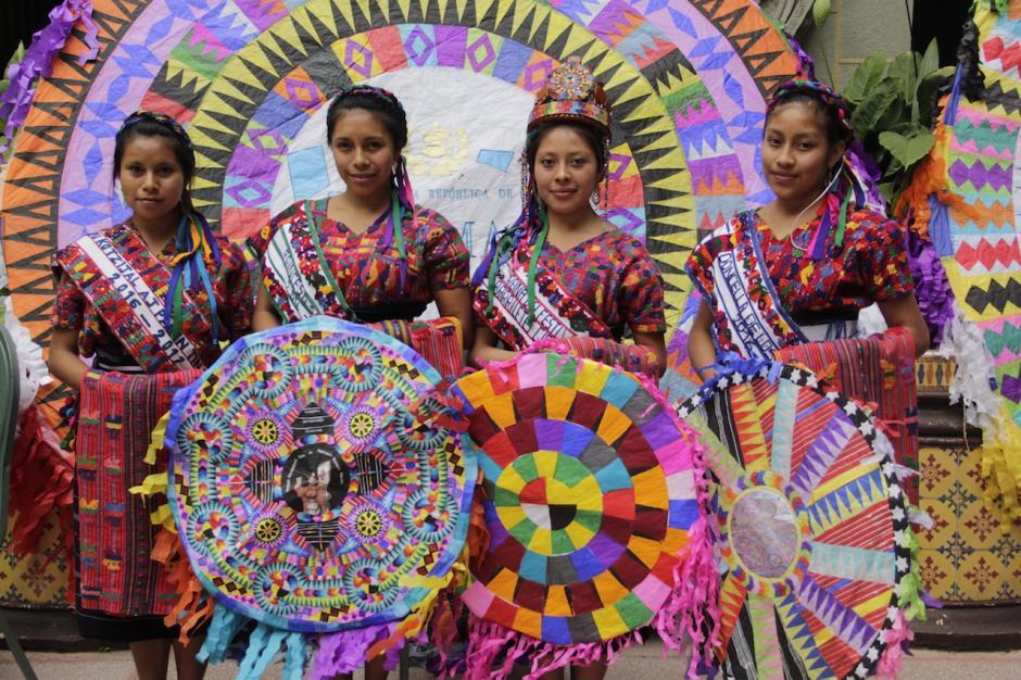 El Festival de Barriletes Gigantes cumple 117 años en Santiago Sacatepéquez. (Foto: Fredy Hernández/Soy502)