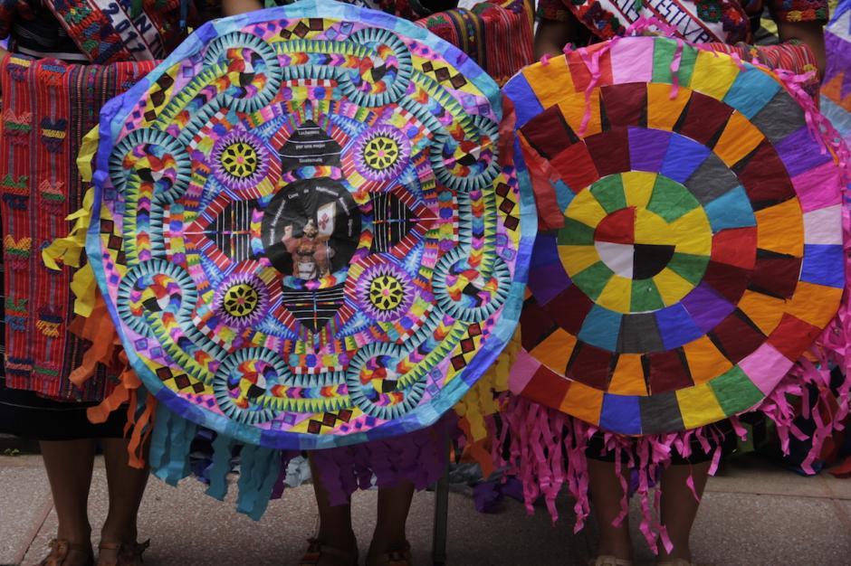 La mejor hora para llegar a Santiago Sacatepéquez es por la mañana para disfrutar del espectáculo multicolor. (Foto: Fredy Hernández/Soy502)