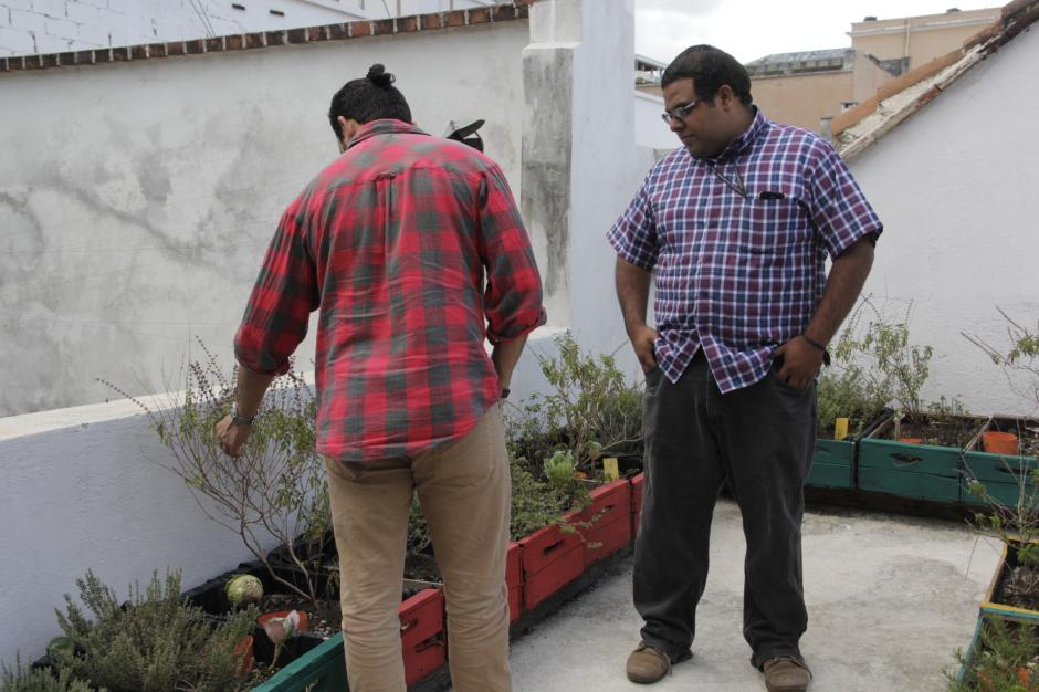 Sus impulsores quieren que otras personas imiten lo qué ellos están haciendo en la ciudad. (Foto: Fredy Hernández/Soy502)