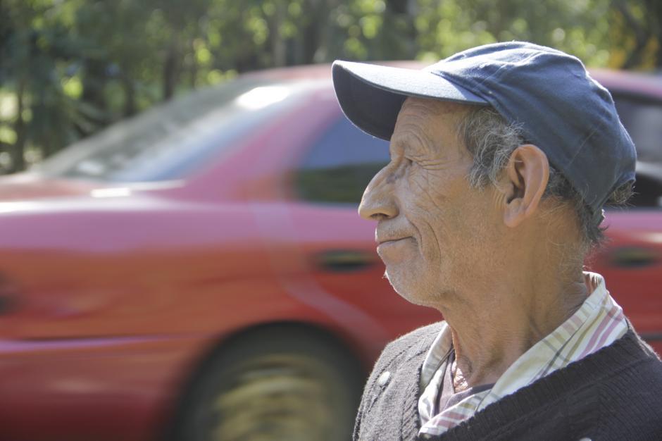 Vidal quiere recuperarse de su enfermedad, trabajar y apoyar a su familia. (Foto: Fredy Hernández/Soy502)