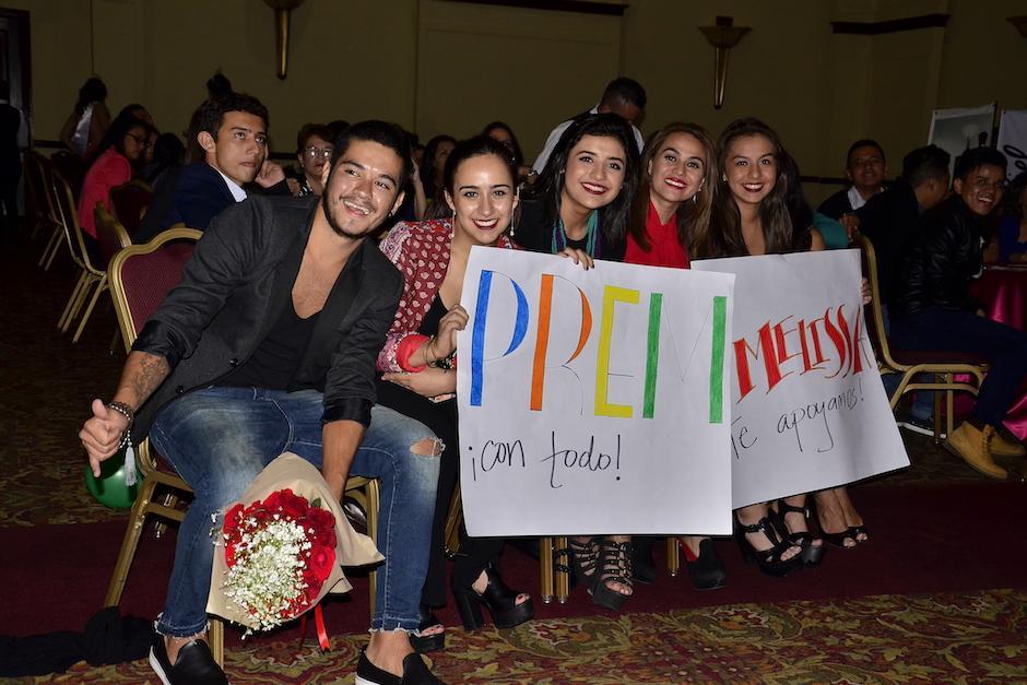 Las familias llegaron para apoyar a sus representantes. (Foto: Stanley Herrarte/Nuestro Diario)