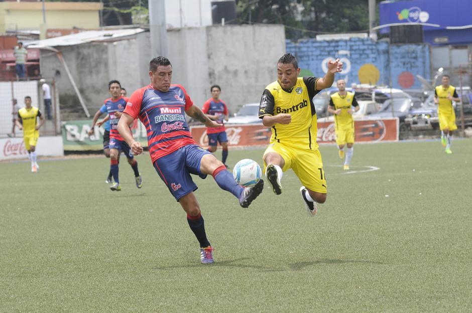 Los cremas suman dos fechas sin ganar en el Apertura 2015, en la primera jornada cayeron ante Petapa y ahora frente a Malacateco.(Foto: Nuestro Diario)