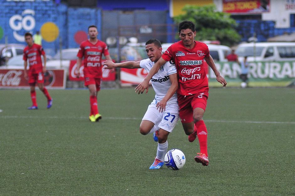 Malacateco quiere comenzar con buen pie la nueva temporada y alejarse de los fantasmas del descenso
