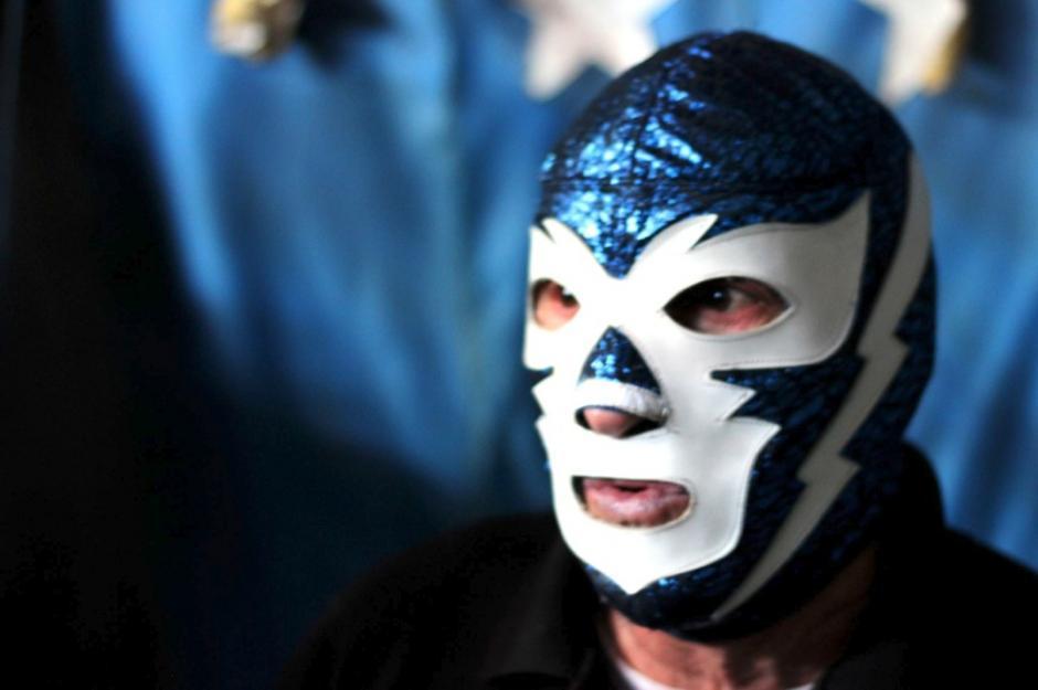 El Rayo Chapín es el luchador más emblemático de Guatemala. (Foto: La Hora)