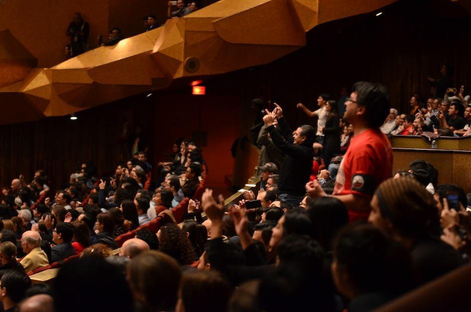 Esta es la primera vez que la Orquesta Sinfónica Nacional realiza una presentación similar. (Foto: Selene Mejía/Soy502)