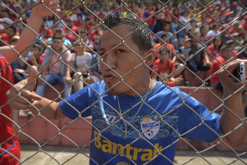 Waldemar Macz es originario de San Miguel Tucurú, Alta Verapaz. (Foto: Wilder López/Soy502)