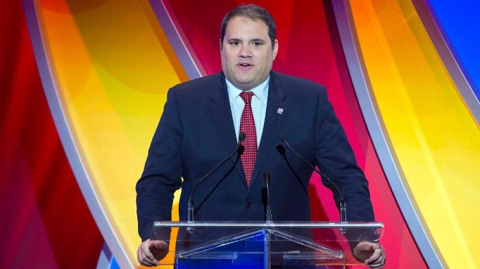 Victor Montagliani es el nuevo máximo representante de CONCACAF