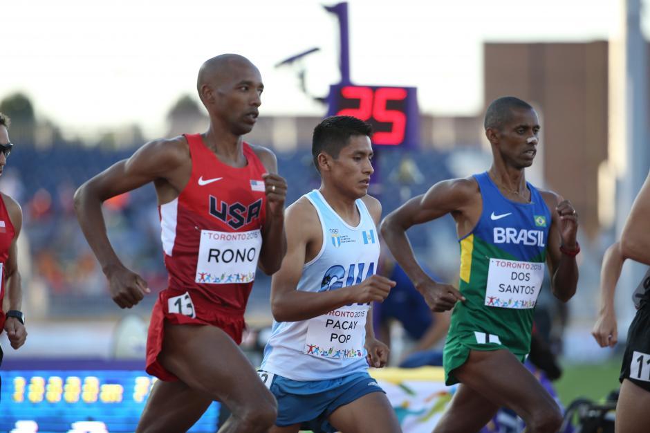 Pacay fue el mejor de América en la prueba de 10,000 metros durante el Mundial Juvenil. (Foto: COG)