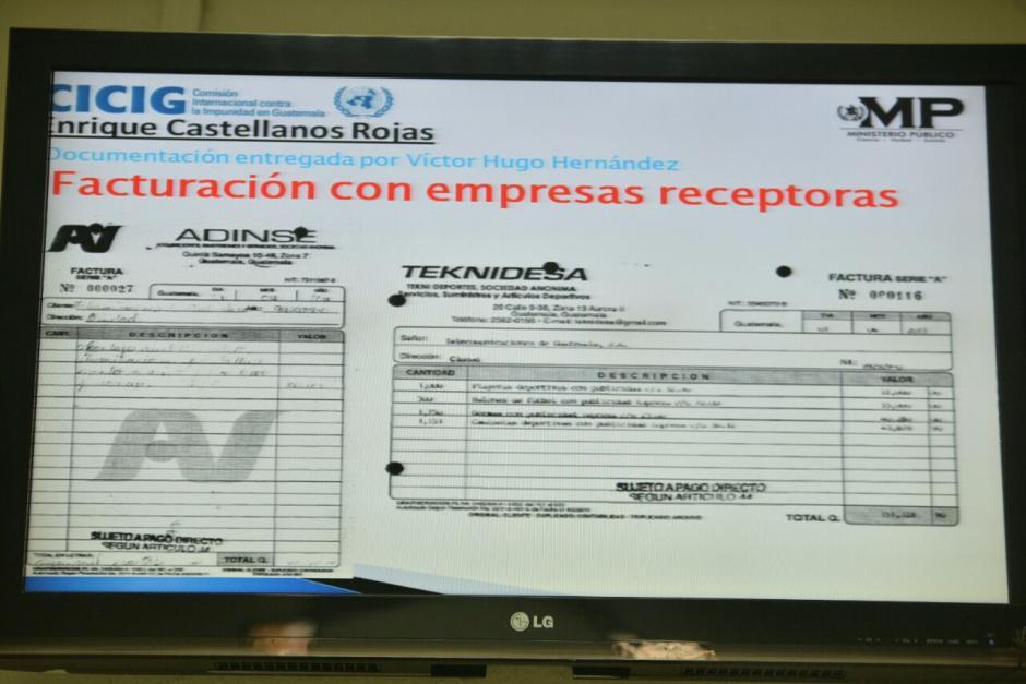 Según la evidencia en poder del MP, el exgerente de Claro entregó dinero para la campaña del PP. (Foto: Wilder López/Soy502)
