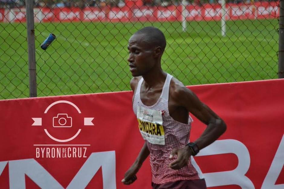 Ondara es el máximo ganador del Medio Maratón de Cobán con cuatro triunfos. (Foto: Byron de la Cruz/Nuestro Diario)