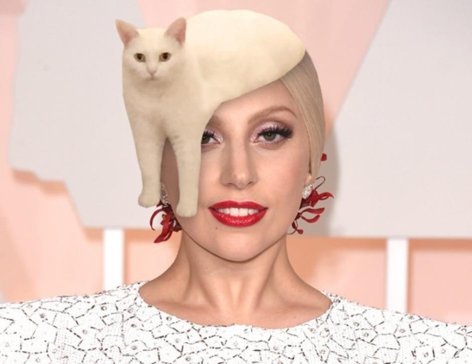 Otros hicieron peinados inspirados en el gato. (Foto: mashable.com)