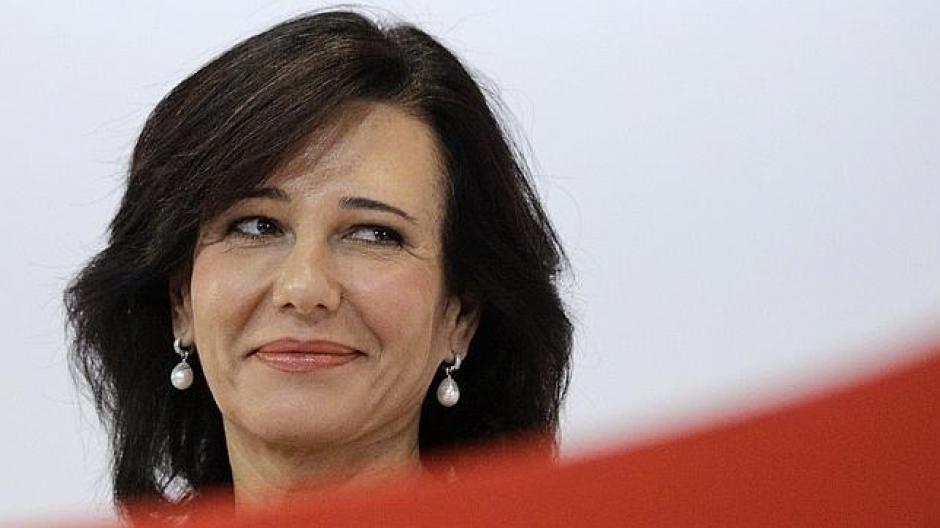 Ana Patricia Botín es una banquera española presidenta del Banco Santader y miembro del consejo de administración de Coca-Cola. (Foto: abc.es)
