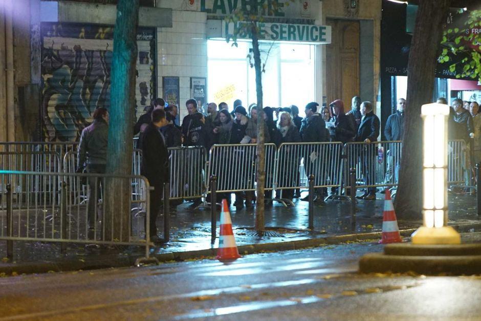 Un año después se reabre la sala del teatro Bataclan, en París. (Foto: abc.net)