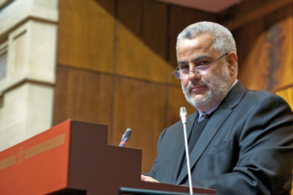 El actual Jefe de Gobierno de Marruecos es Abdelilah Benkirán