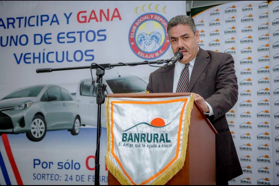 Abner Fonseca era el Gerente de Negocios de Banrural. (Foto: Archivo)