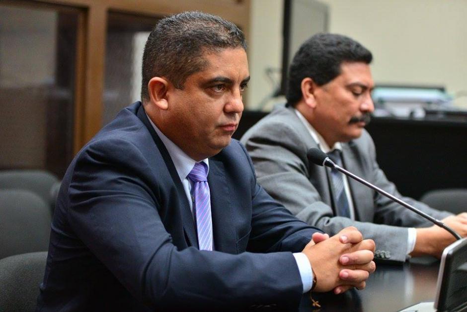 García Gudiel se ha encargado de defender a varios sindicados en casos relevantes.  (Foto: Archivo/Soy502)
