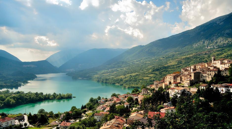 Abruzzo es una ciudad al este de Roma, Italia. (Foto: italiandestinationweddings.com)