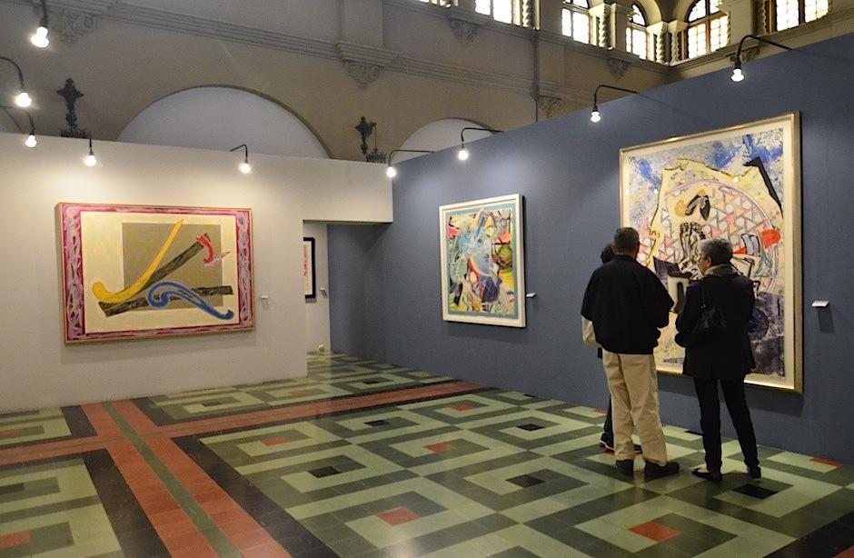 El Museo de arte Moderno está abierto de martes a domingo. (Foto: Selene Mejía/Soy502)