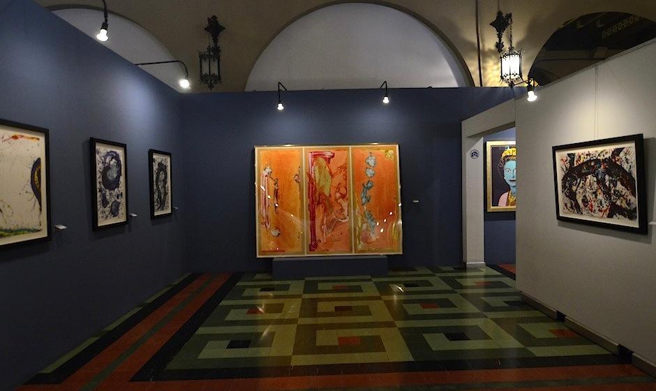 El abstraccionismo es importante en la historia del arte estadounidense. (Foto: Selene Mejía/Soy502)