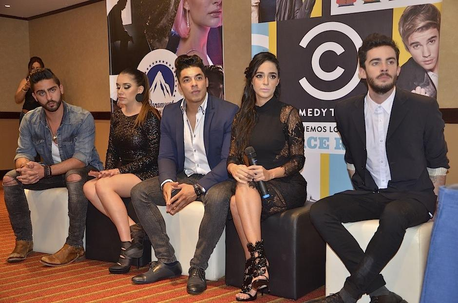 Las personalidades de MTV anunciaron nuevos capítulos y un nuevo show, donde personalidades de España e Italia armarán la fiesta para un dinámico show. (Foto: Selene Mejía/Soy502)