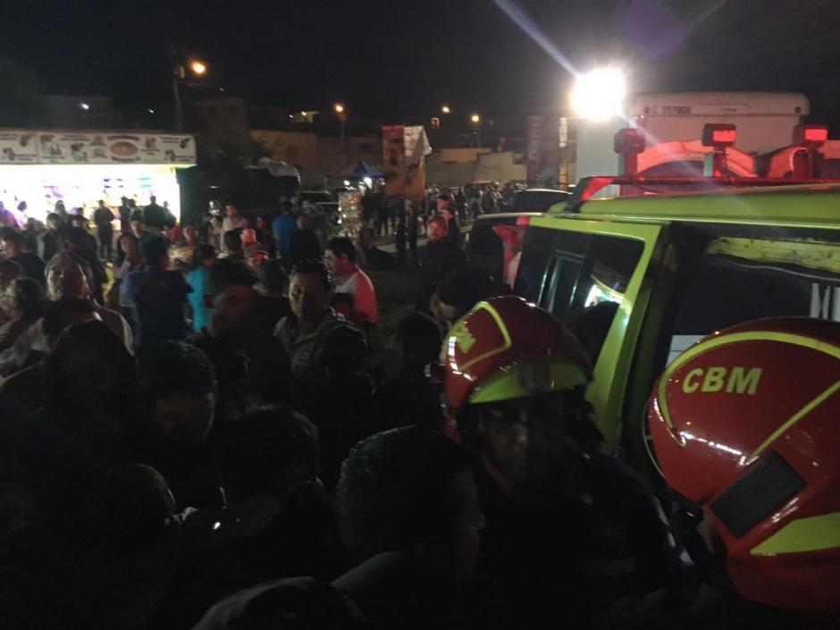 Las autoridades de Mixco realizarán una inspección para evitar estos incidentes. (Foto: Municipalidad de Mixco)