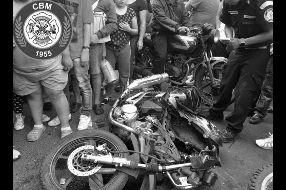 Semanas antes un agente murió atropellado. (Foto: Archivo/Soy502)