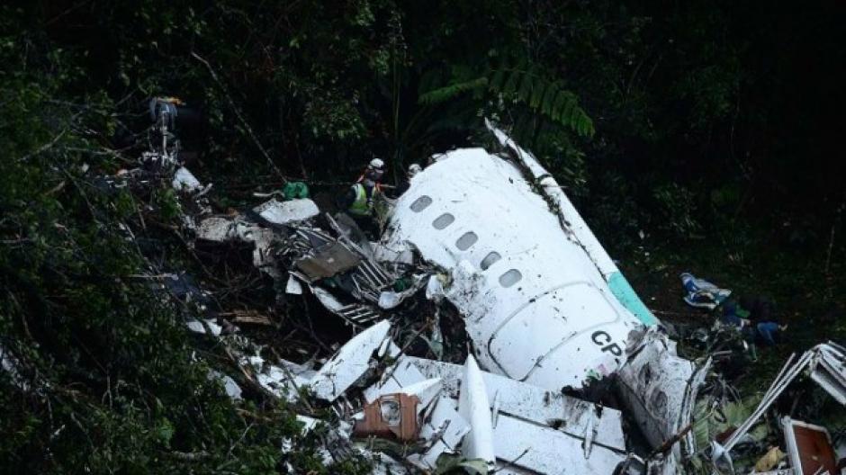 De los 77 pasajeros del avión, sólo seis sobrevivieron al accidente. (Foto: tribumagazine.com)