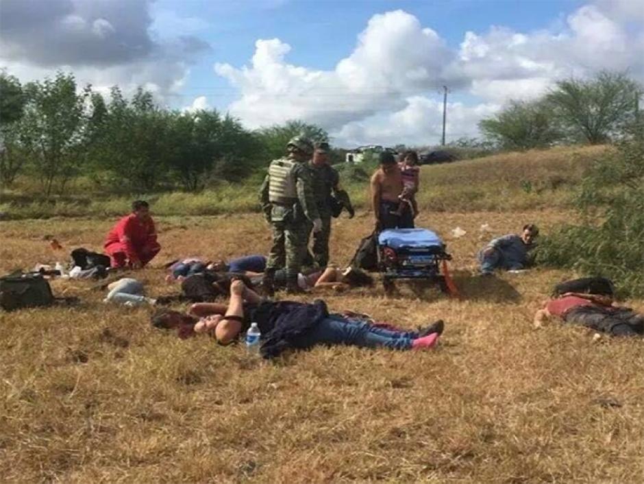 Además 21 personas resultaron heridas y fueron trasladadas a centros asistenciales. (Foto: expreso.press)