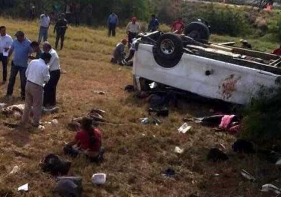Hasta el momento las víctimas no han sido identificadas. (Foto: www.unotv.com