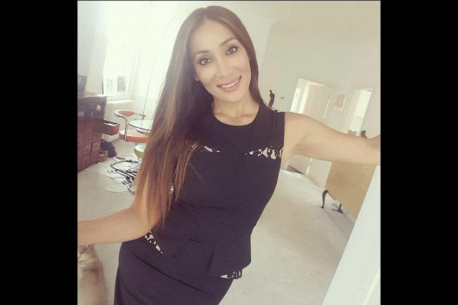 Sofía Hayat tenía una carrera en el mundo del cine de Bollywood. (Foto: Instagram)