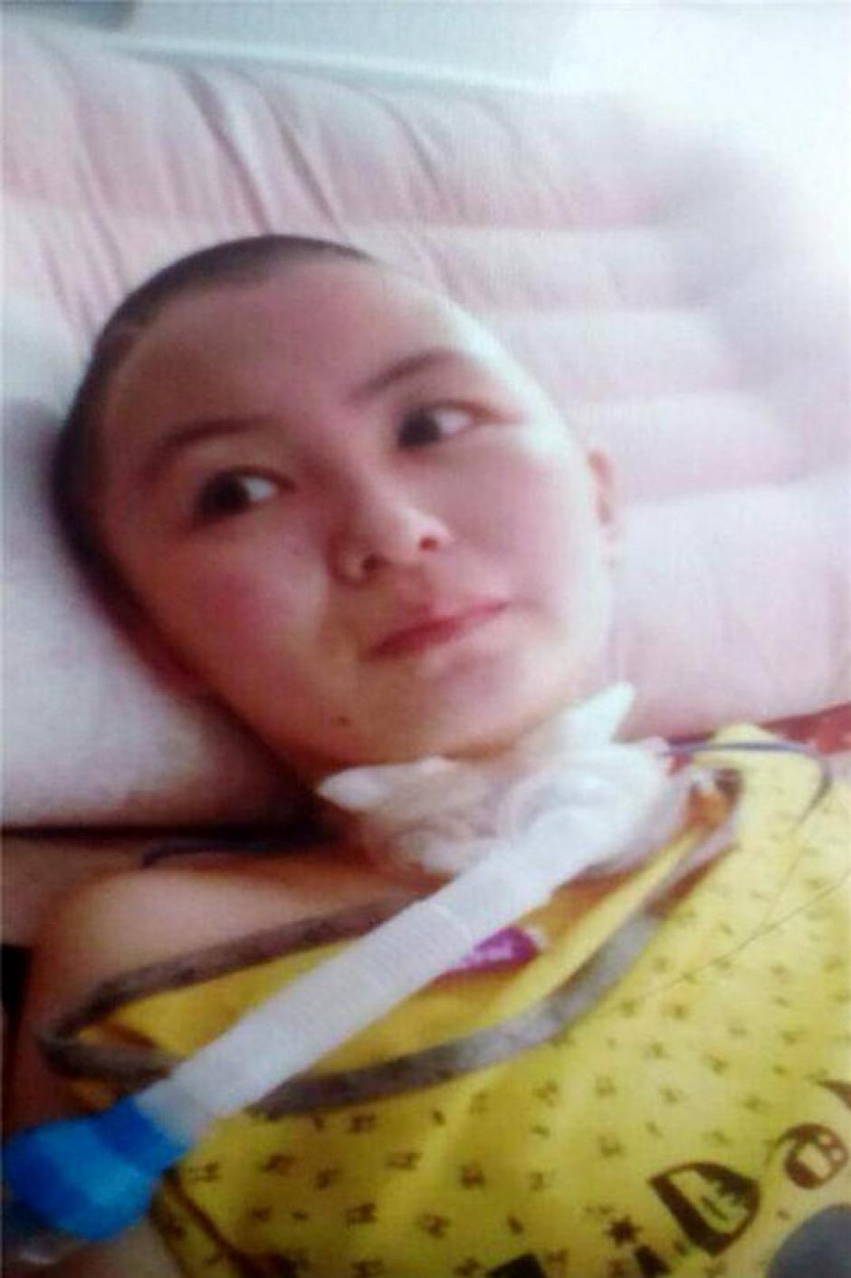 La joven china enfrentó a su novio y dijo la verdad a su familia. (Foto: crhoy.com)