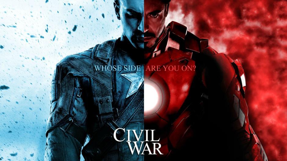 La pelea entre Iron Man y el Capitán América: Guerra Civil, una de las cintas más esperadas del 2016. (Foto: Archivo)