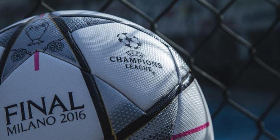 La final de la actual UEFA Champions League será el sábado 28 de mayo en Milán, Italia
