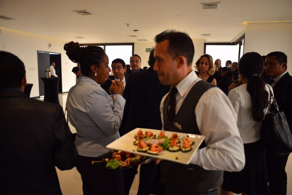 La premiación se llevó a cabo en el hotel Adriatika. (Foto: Jesús Alfonso/Soy502)