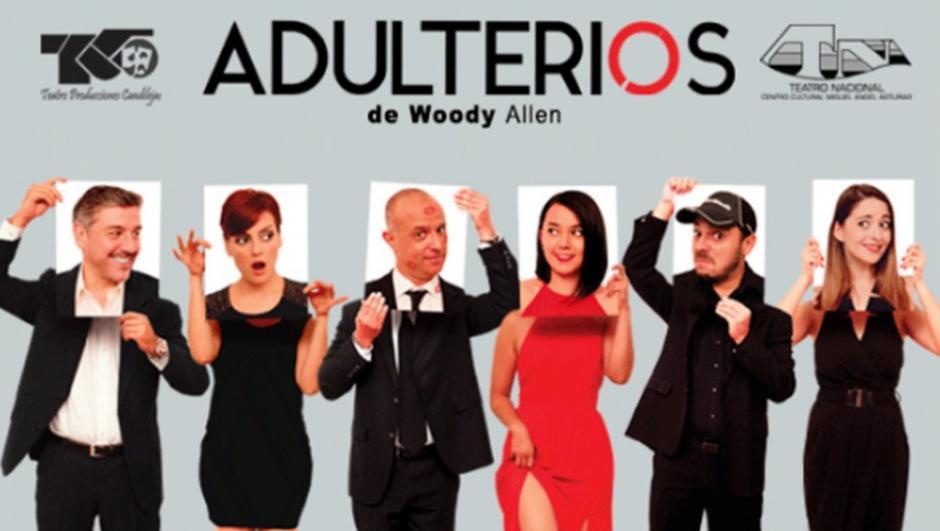 Adulterios termina su temporada este fin de semana y no debes dejar de ver esta gran obra. (Foto: Adulterios)