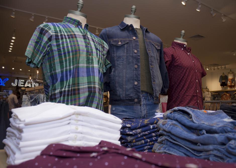 Los materiales con los que están confeccionadas las prendas son de larga duración. (Foto: Eddie Lara/Soy502)
