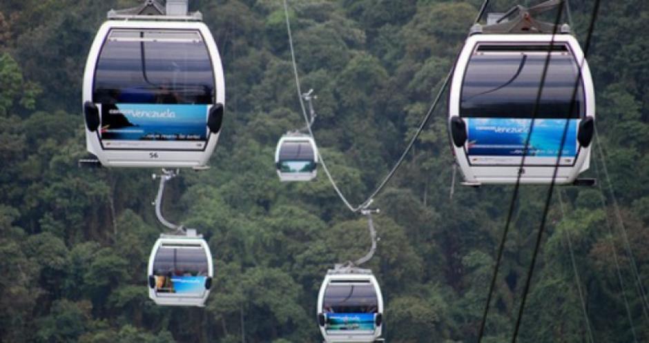 En la ciudad, el Aerometro tendrías estaciones para el transbordo de pasajeros. (Foto con fines ilustrativos: Hoy de Venezuela)