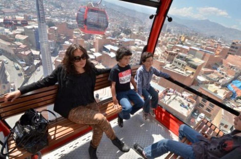 En otras ciudades de Latinoamérica han ayudado a mejorar la movilidad en puntos críticos. (Foto Ilustrativa: La Tercera.com)