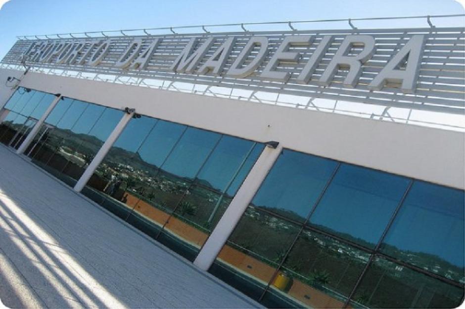 El gobierno local decidió renombrar la terminal aérea con el nombre del futbolista. (Foto: A todo momento.com)