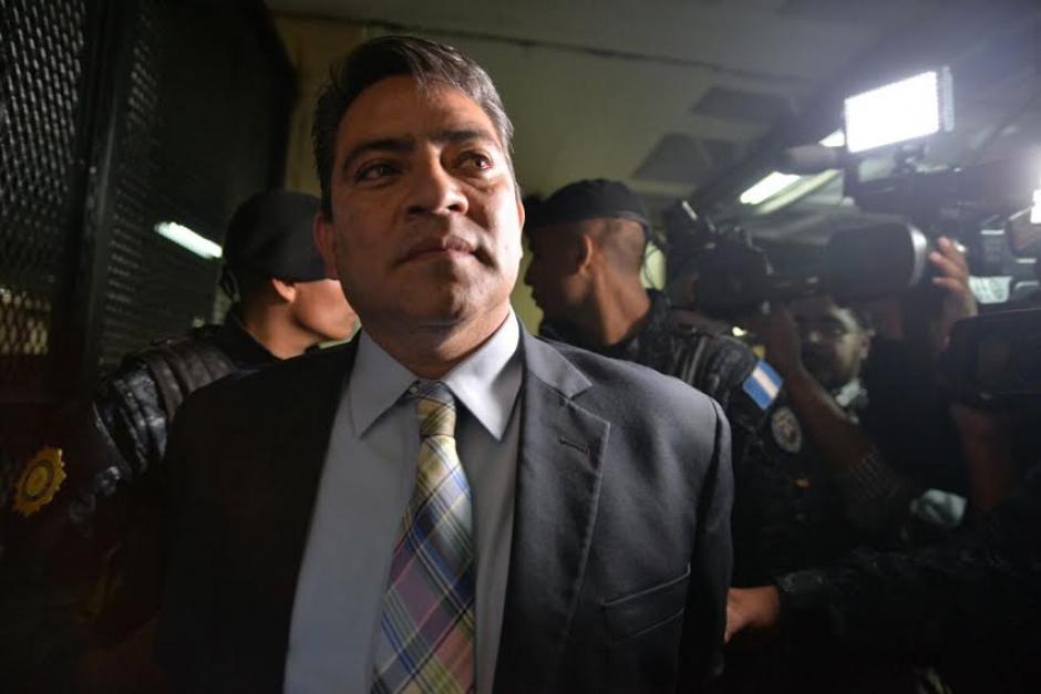 La audiencia de primera declaración se realizará el próximo viernes. (Foto: Wilder López/ Soy502)