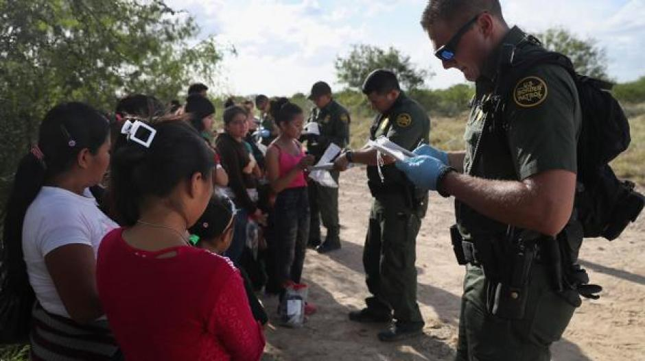 Un estudio de Unicef declara que la mayor parte de los niños no acompañados provienen de Guatemala, Honduras y El Salvador. (Foto: AFP)