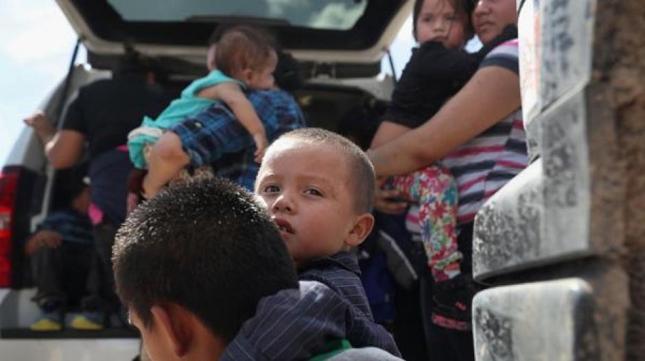 De enero a junio de este año se han detenido al menos 26 mil menores no acompañados. (Foto: AFP)