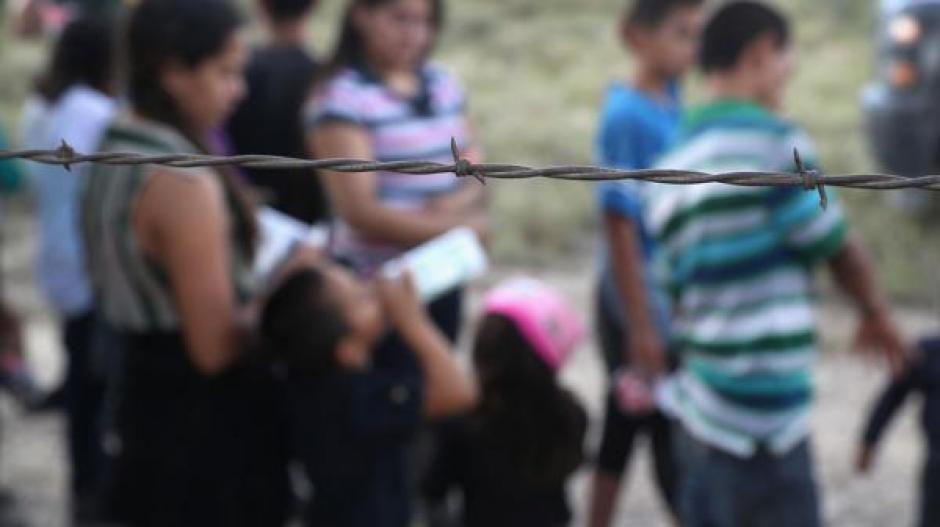 En este mismo tiempo en 2015 habían detenido a 18 mil 500. (Foto: AFP)