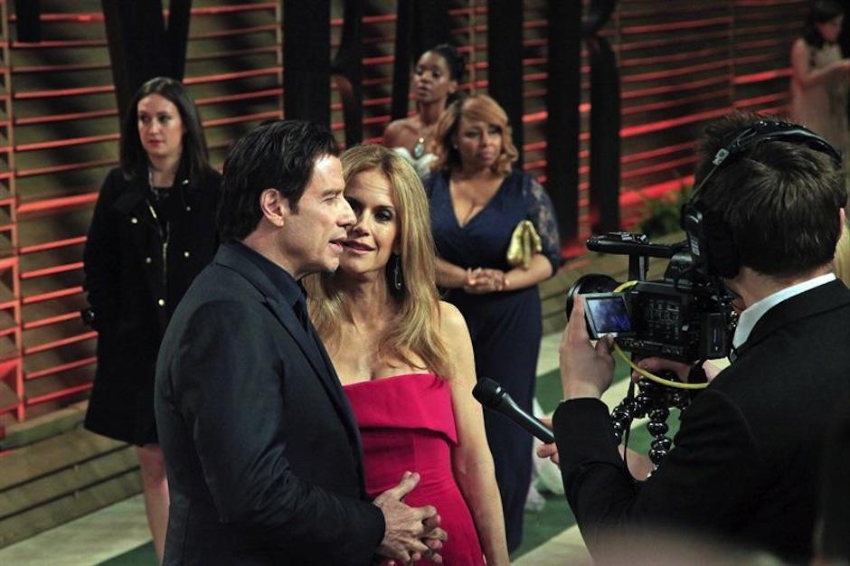 """Las estrellas lucieron otro """"look"""" en las distintas fiestas que se efectuaron luego de los Óscar. (Foto: EFE)"""